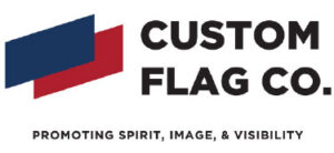 custom flag co logo